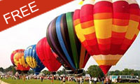 Coshocton Hot Air Balloon Festival