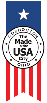 Made in the USA City Coshocton Ohio