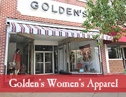 Golden's Women's Apparel