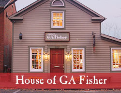 Historic Roscoe Village House of GA fisher