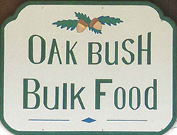 Oak Bush Bulk Foods