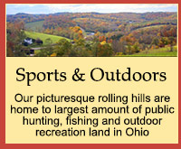 Sports & Outdoor in Coshocton, Ohio