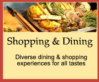 Shopping and Dining in Coshocton Ohio