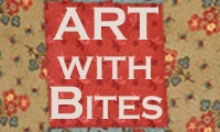 Art with Bites: Fabric of Life - Art Walk Coshocton Ohio
