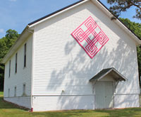 Carpenters Square Coshocton Ohio quilt barn trail