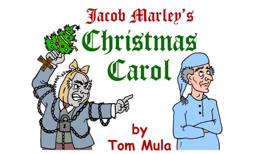 Christmas Carol Play at the Triple Locks Theater
