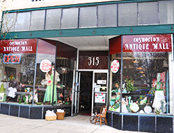 Coshocton Antique Mall Coshocton Ohio Shopping