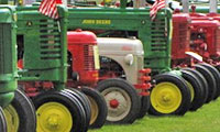 Coshocton County Antique Power Assoc Summer Show