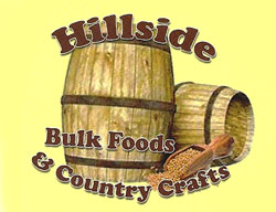 Hillside Bulk Foods & Country Crafts