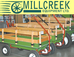 Millcreek Equipment Ltd.near Coshocton County