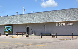 Coshocton Moose Lodge