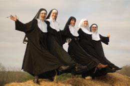 Nunsense Production of the The Footlight Players