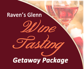 Romantic Wine Tasting Getaway Package Coshocton Ohio