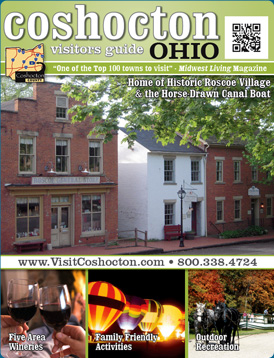 Coshocton County Visitor's Guide