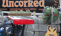 Live Music at the Uncorked in Roscoe Village