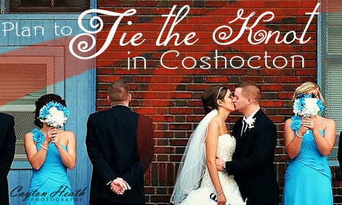 Weddings in Coshocton Ohio