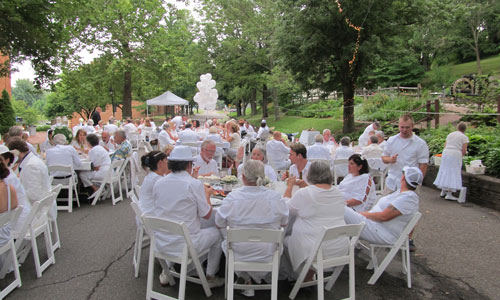 white night dinner fundraiser coshocton ohio