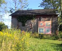 Tiverton Trail Coshocton Ohio quilt barn trail